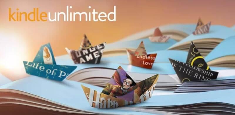 Como cancelar o Kindle Unlimited