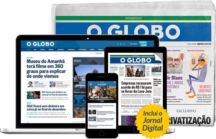 Cancelar O Globo Digital Premium