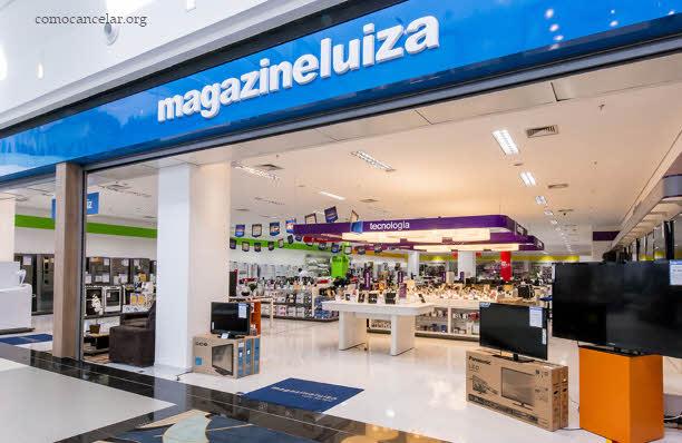 Como cancelar compra no Magazine Luiza