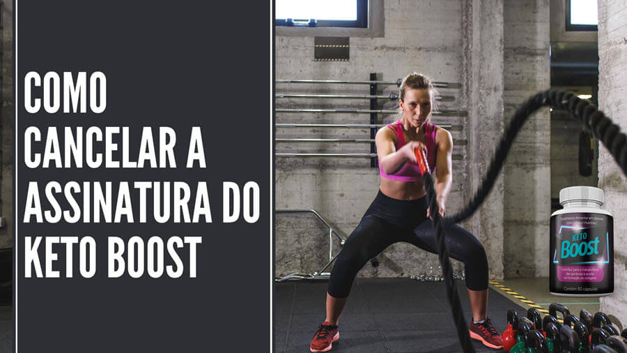 Como cancelar a assinatura do Keto Boost