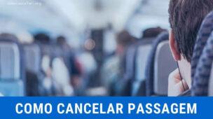 Como cancelar passagens de ônibus, viações