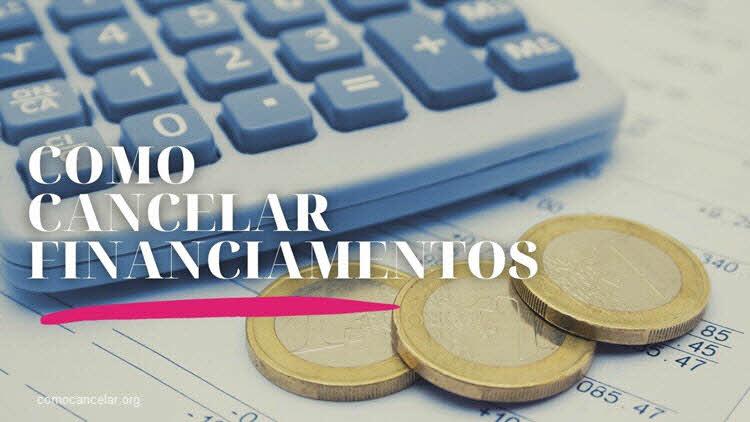 Como cancelar financiamento ou empréstimo Aspecir